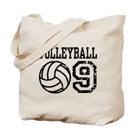 Volleyball 09 Tote Bag