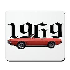 1969 Pontiac Firebird Mousepad