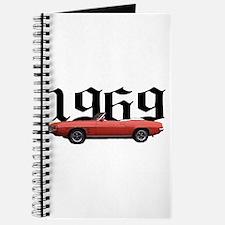 1969 Pontiac Firebird Journal
