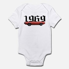 1969 Pontiac Firebird Infant Bodysuit