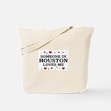 Loves Me in Houston Tote Bag