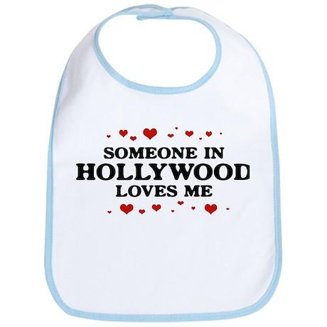 Loves Me in Hollywood Bib