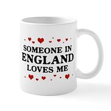 Loves Me in England Mug
