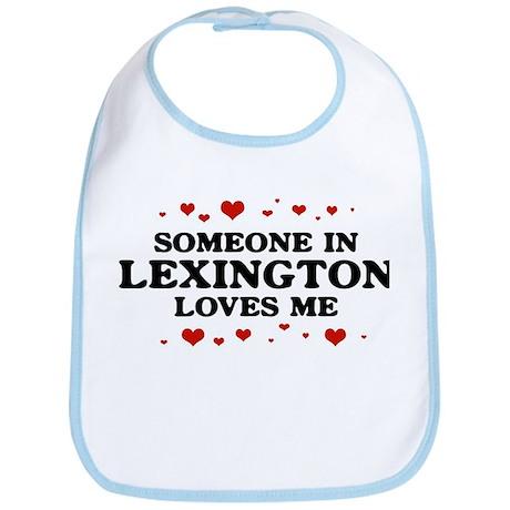 Loves Me in Lexington Bib
