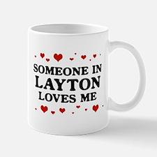 Loves Me in Layton Mug