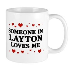 Loves Me in Layton Mug
