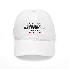 Loves Me in Harrisburg Baseball Cap