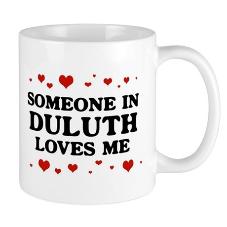Loves Me in Duluth Mug
