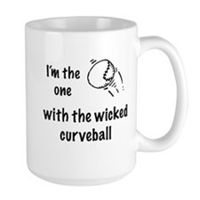 Wicked Curveball Mug