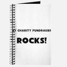 MY Charity Fundraiser ROCKS! Journal