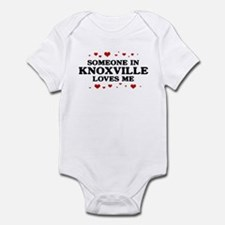 Loves Me in Knoxville Infant Bodysuit