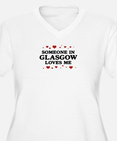 Loves Me in Glasgow T-Shirt