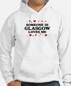 Loves Me in Glasgow Hoodie