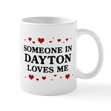 Loves Me in Dayton Mug