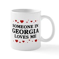 Loves Me in Georgia Mug