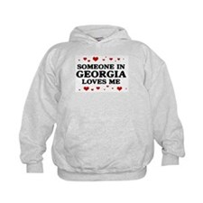 Loves Me in Georgia Hoodie