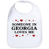 Georgia Cotton Bibs