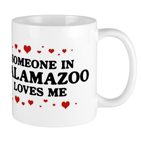 Loves Me in Kalamazoo Mug