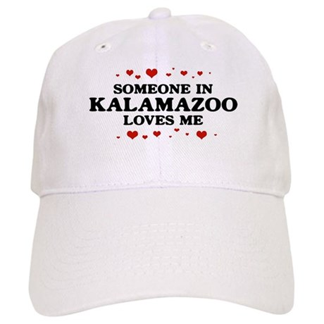 Loves Me in Kalamazoo Cap