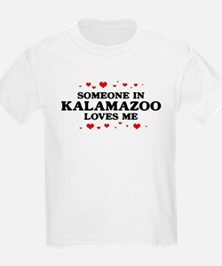 Loves Me in Kalamazoo T-Shirt