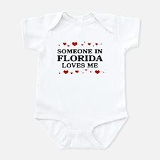 Loves Me in Florida Infant Bodysuit