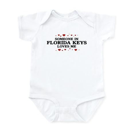 Loves Me in Florida Keys Infant Bodysuit