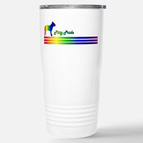 Pitty Pride Stainless Steel Travel Mug