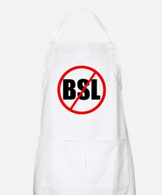 No to BSL! BBQ Apron