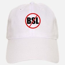 No to BSL! Baseball Baseball Cap