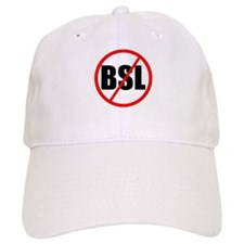 No to BSL! Baseball Cap