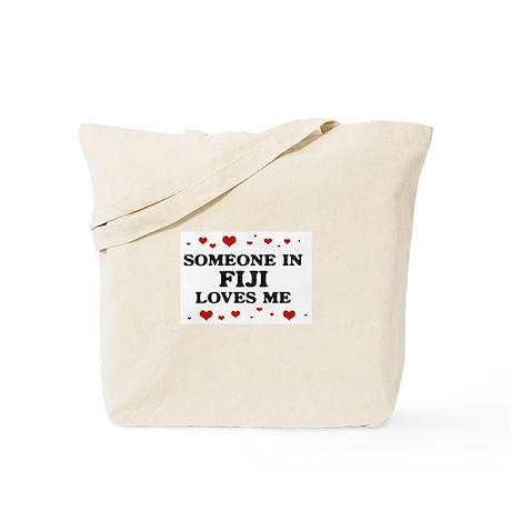 Loves Me in Fiji Tote Bag