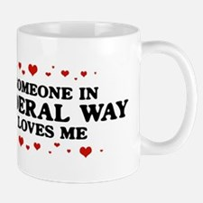 Loves Me in Federal Way Mug
