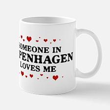 Loves Me in Copenhagen Mug