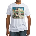 Jessie M. King Fitted Infanta T-Shirt 3