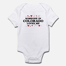 Loves Me in Colorado Infant Bodysuit