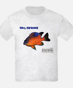 Baby Garibladi / Diver In Training Kid's Shirt