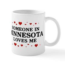 Loves Me in Minnesota Mug