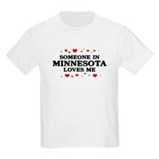 Loves Me in Minnesota T-Shirt