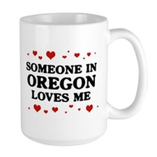 Loves Me in Oregon Mug