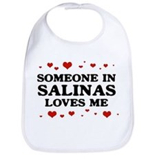 Loves Me in Salinas Bib