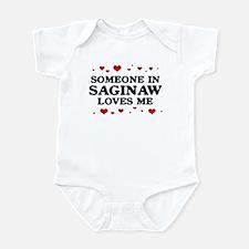 Loves Me in Saginaw Infant Bodysuit