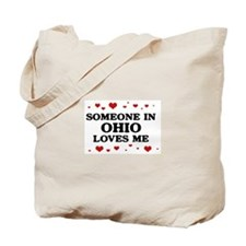 Loves Me in Ohio Tote Bag