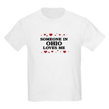Loves Me in Ohio T-Shirt