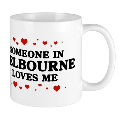 Loves Me in Melbourne Mug