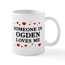 Loves Me in Ogden Small Mug