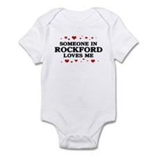 Loves Me in Rockford Infant Bodysuit