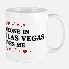 Loves Me in North Las Vegas Mug