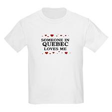 Loves Me in Quebec T-Shirt