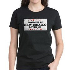 Loves Me in New Mexico Tee
