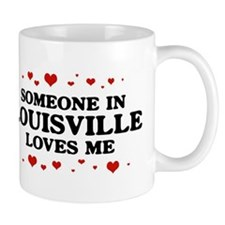 Loves Me in Louisville Mug